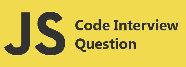 js-code-interview